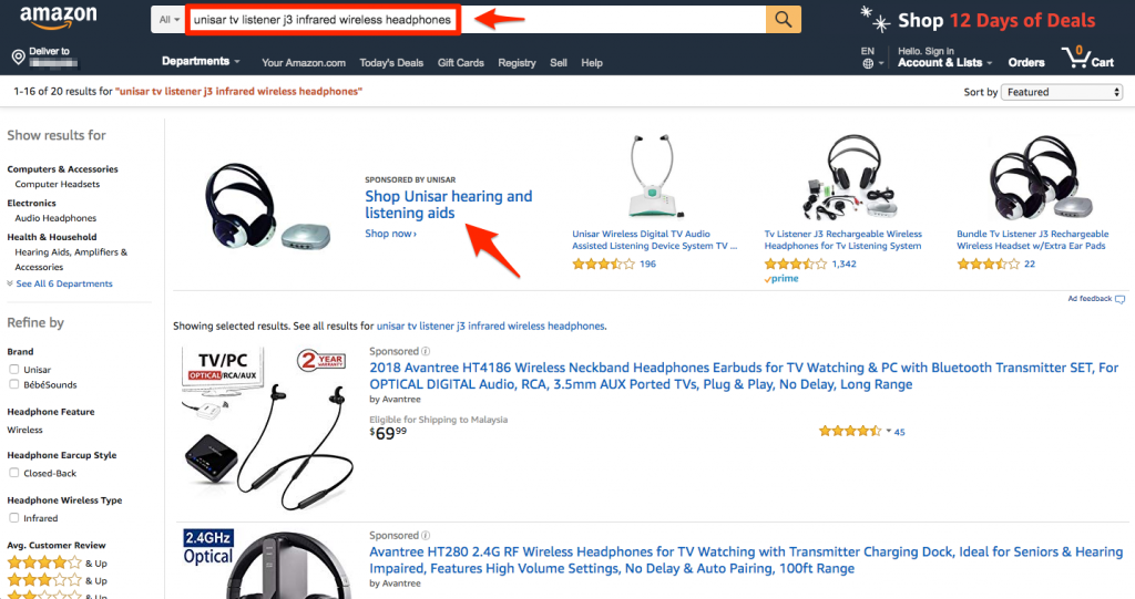 Product research for Amazon affiliates