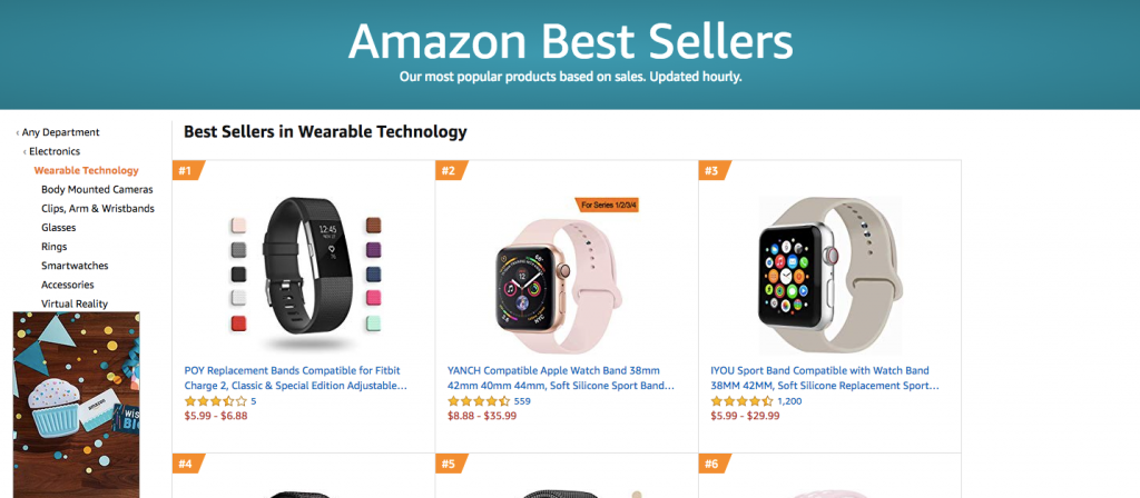 3 Quick Hacks to Get Your Product on Amazon Best Seller List